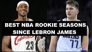 Ranking The 10 Best NBA Rookie Seasons Since LeBron James