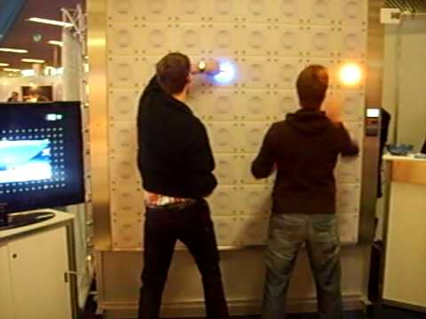 World of Events 2009 - Schlag den Raab Wand - Battle