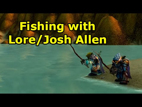 "Got a chance to sit down and fish with Community Manager Lore! <a href=""https://www.youtube.com/watch?v=iM0RBjuEb7E"" class=""linkify"" target=""_blank"">https://www.youtube.com/watch?v=iM0RBjuEb7E</a>"