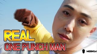 Real Onepunchman [리얼 원펀맨]