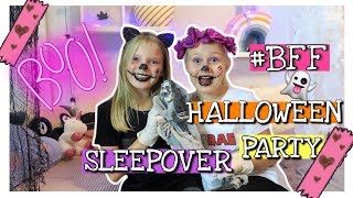 BFF HALLOWEEN SLEEPOVER PARTY 10 IDEEN | MaVie