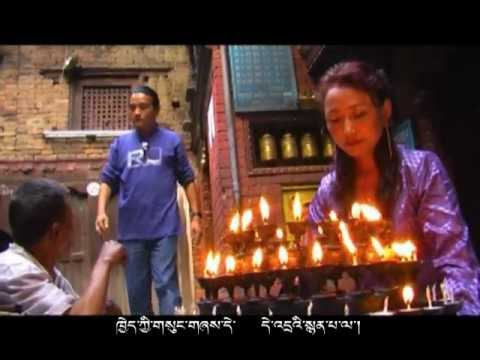 this video song is sung by tsering peldon on her 2econd albulm in exile.