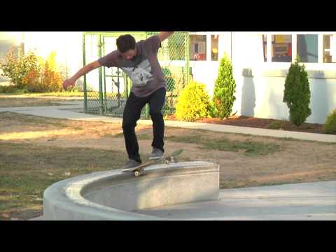 Matt Berger's Pro Part