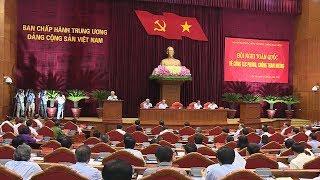 Hội nghị toàn quốc về công tác phòng, chống tham nhũng