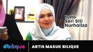 Dato' Seri Siti Nurhaliza #ArtisMasukBilik