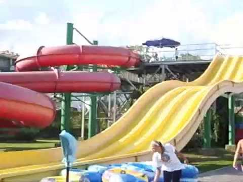 г судак аквапарк видео