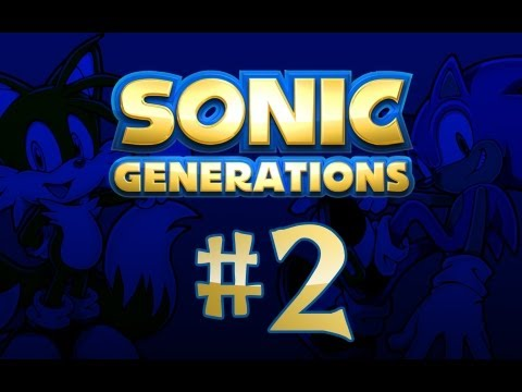 Sonic Generations - Walkthrough Episode 2 Fr