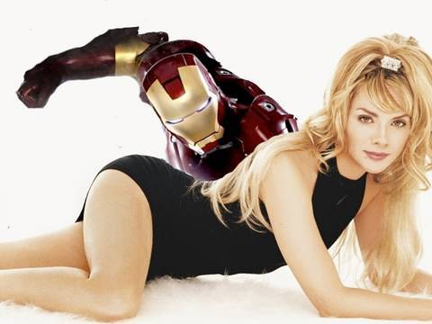 Sex and the Iron Man 2: AC/DC at the Movies: Key of Awesome #21