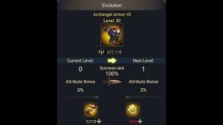 FULL Equipment Evolution Stone Guide!! MAKE YOUR EQUIPMENT STRONGER!!