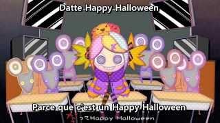 Kagamine Rin Junky Happy Halloween Vostfr Romaji