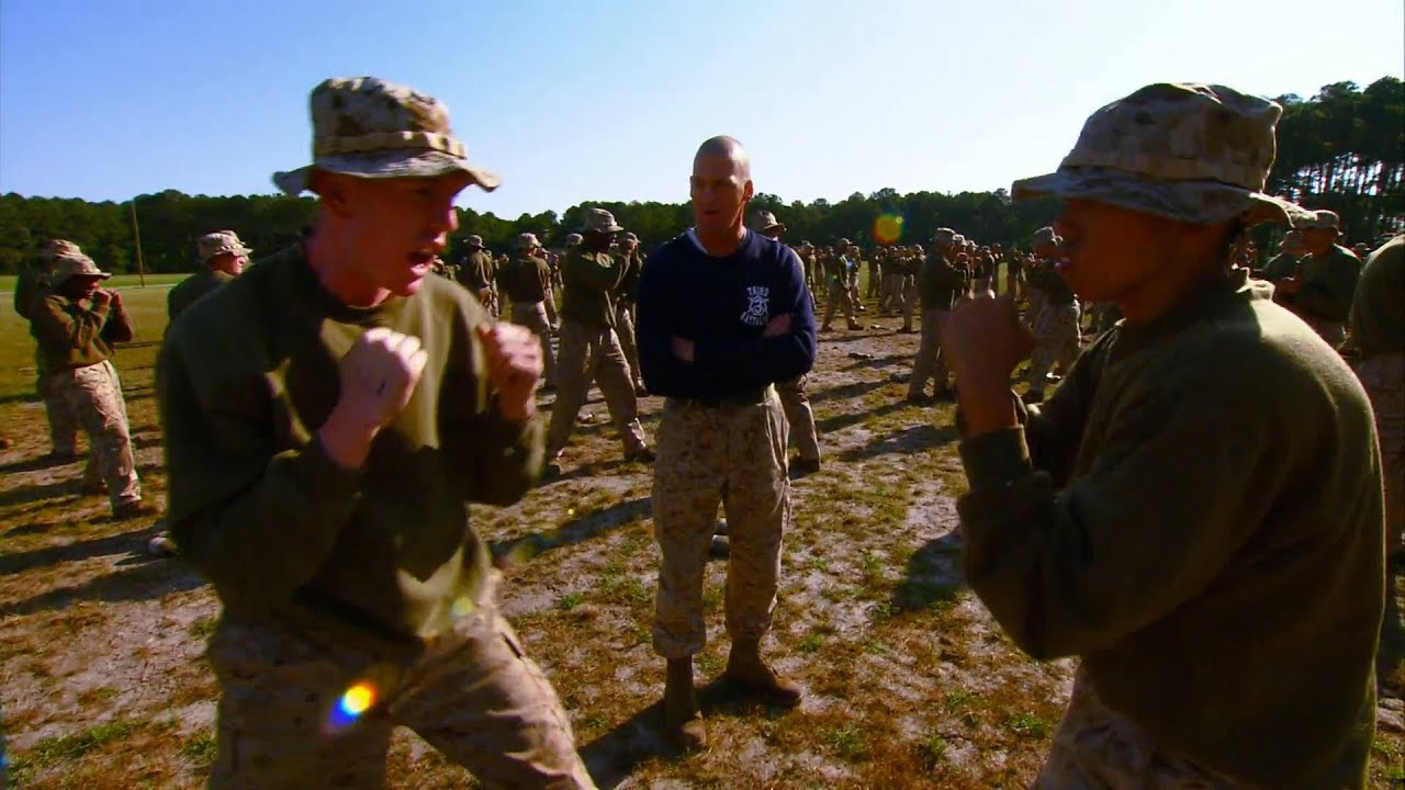 Marine Corps Martial Arts Program - YouTube