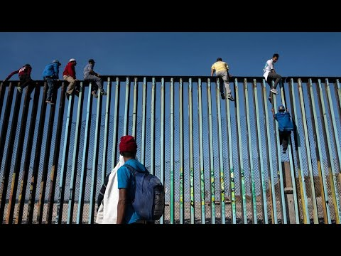 Urgente! MГxima TensiГn en Frontera MГxico  USA somostijuana