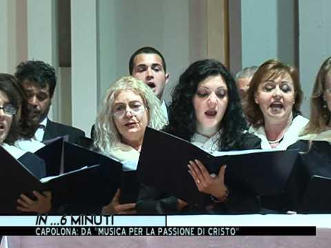 CAPOLONA: MUSICA PER LA PASSIONE DI CRISTO