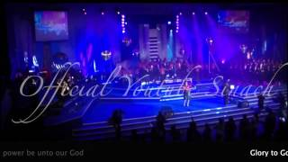 Watch Sinach Glory To God video