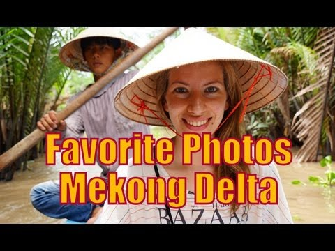 Our favorite travel photos from the Mekong Delta, Vietnam| Travel Pictures Slideshow