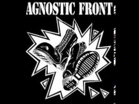 Agnostic Front - Sickness