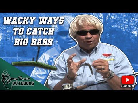 Fishing a wacky worm youtube for Wacky worm fishing