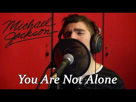 Michael Jackson - You Are Not Alone (Cover by Eldameldo)
