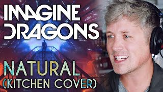 Download IMAGINE DRAGONS NATURAL kitchen cover