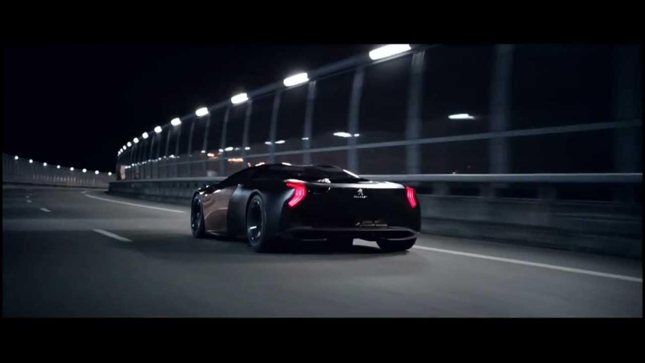 Sports Car Adverts Hybrid Sports-car