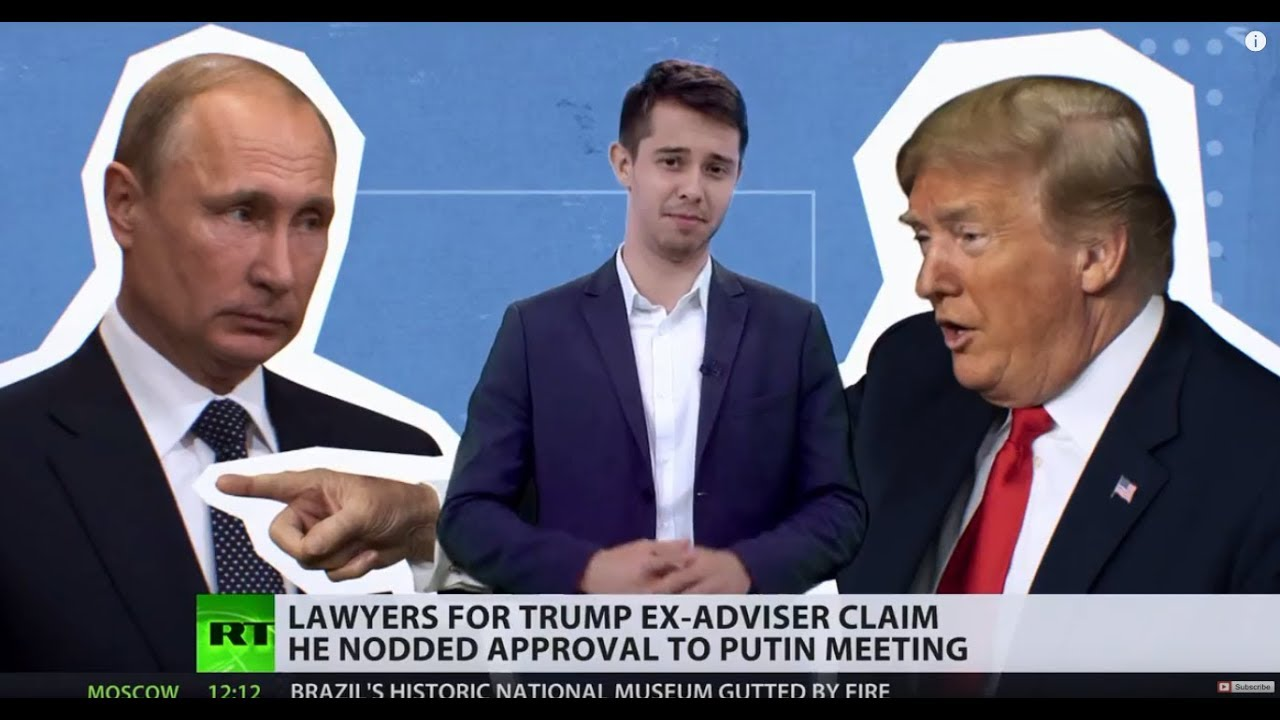 New clue in hunt for Russia-US collusion: Trump 'nodded with approval' to Putin meeting