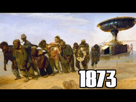 Инопланетные технологии в Эрмитаже.