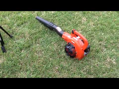 In Depth Review of the Echo PB 251 and ES 250 Leaf Blowers