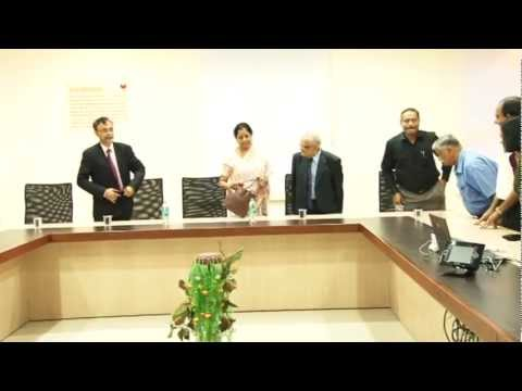 13th Leadership Lecture by Smt. Nirmala Sitharaman Part#1/3