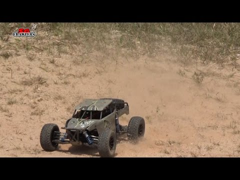 Thunder Tiger JACKAL RC 1/10 Scale Electric 4WD RC Desert Buggy Offroad fun run Tampines offroad