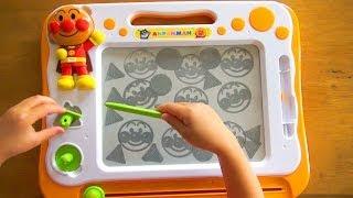 アンパンマン 天才脳らくがき教室 / The Anpanman Drawing Toy