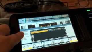 Behringer x32 Tutorial -  Copy and Paste