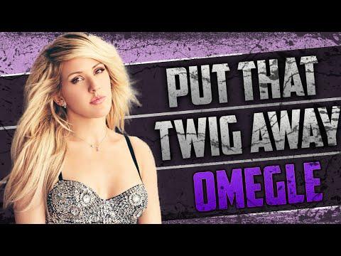 Turning On Men On Omegle! video