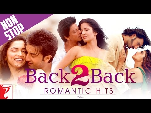 #Back2Back Songs : Romantic Hits Volume I