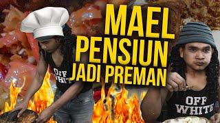 MAELL LEE NANGIS MAKAN SAMBAL!! #RAPPERLAPER