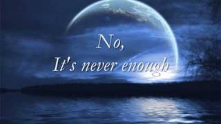 Delta Goodrem - Last Night On Earth (Lyrics) (HQ)