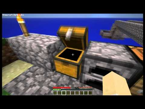 Myth hraje Minecraft Skyblock Survival – Part 2 – Padající příšery.