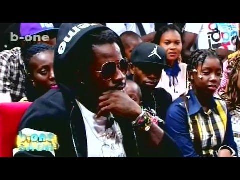 B-one Show de Dauphin Bulamatadi reçoit Mapipo