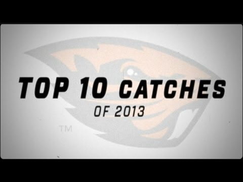 TOP 10 CATCHES of 2013 - Oregon State Baseball