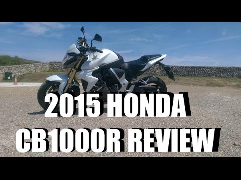 HONDA CB1000R 2015 REVIEW & TEST