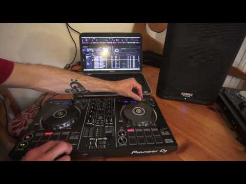PIONEER DDJ-RB SHORT OVERVIEW
