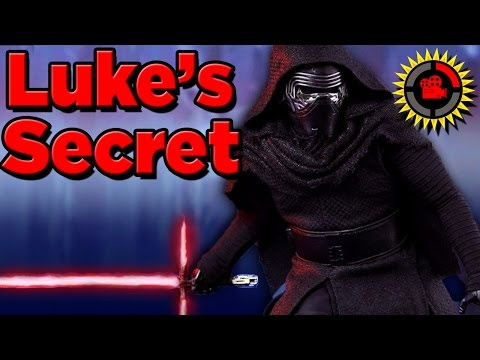 Film Theory: Is Luke EVIL in Star Wars: The Force Awakens?