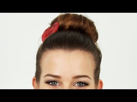 Ask Alli - How To Create The Perfect Bun