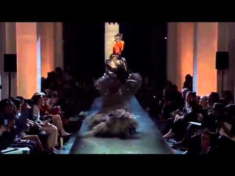 Jean Paul Gaultier Haute Couture Fall/Winter 2011/2012 Full Fashion Show Part 2