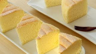 How to Make Super Soft and Moist Chinese Bakery & Japanese Cotton Cake | Sponge Cake Recipe