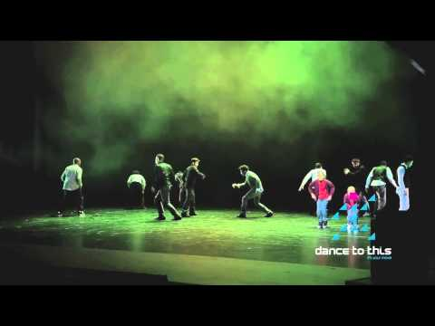 Soul Mavericks feat B-Girl Terra & B-Girl Eddie - Breakin' Convention 2013