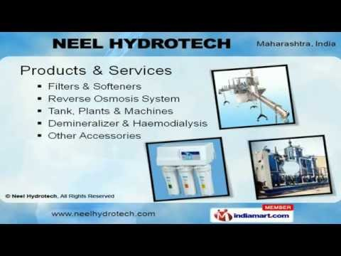 Reverse Osmosis Systems by Neel Hydrotech, Pune