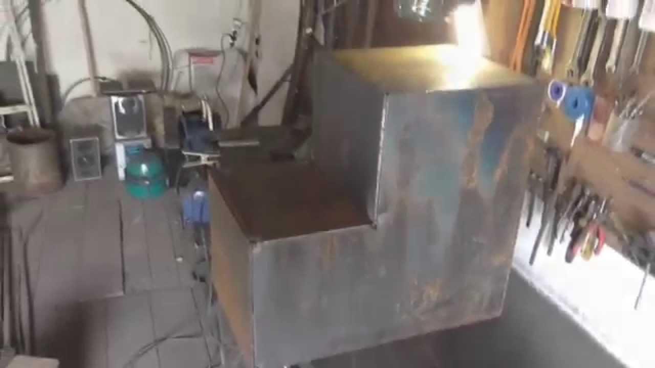 Труба из металла своими руками