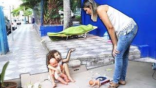 A Menina Abandonada e a irmã Catarina - COMPLETO