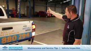 NRMA Car Maintenance Tips - What is a Vehicle Inspection?