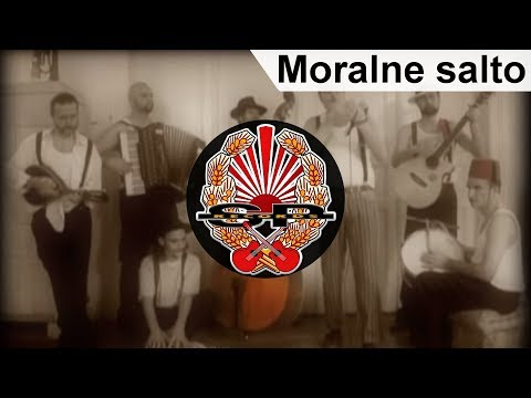 STRACHY NA LACHY - Moralne salto [OFFICIAL VIDEO]